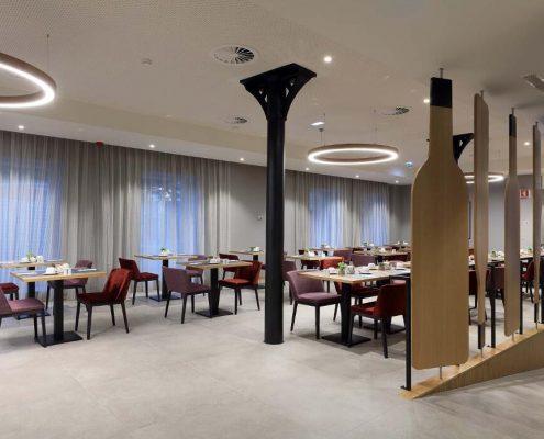 Hotel Eurostars Porto Centro- Zonas Comunes