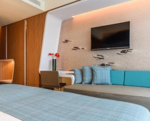 Hotel Eurostars Cascais - Habitación