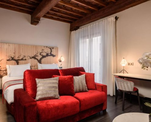 Hotel Eurostars Fuerte Rua Vieja - Habitación
