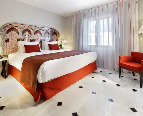 Visillos Hotel Conquistador