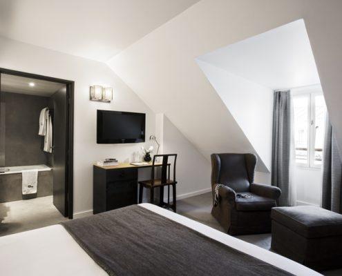 Hotel Pulitzer Paris - Habitacion