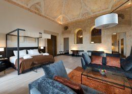 Decoración habitación hotel
