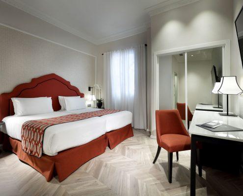 Hotel Eurostars Regina - Habitación