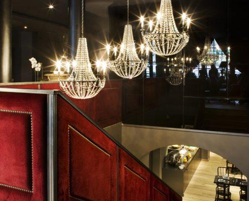 tapizado Hotel Pulitzer Paris - Zonas comunes