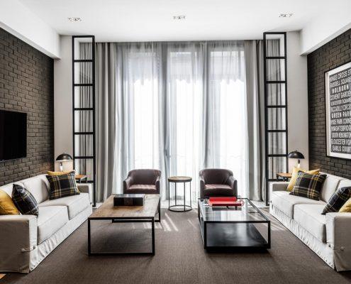 Midtown Apartments Barcelona - Salón