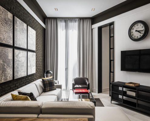 Cortinas Midtown Apartments Barcelona