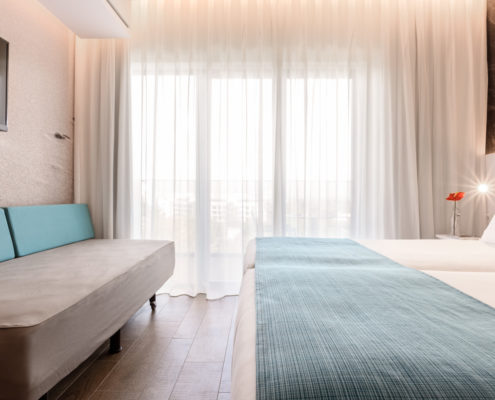 textiles hotel Eurostars