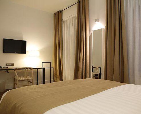 Decoración textil Hotel