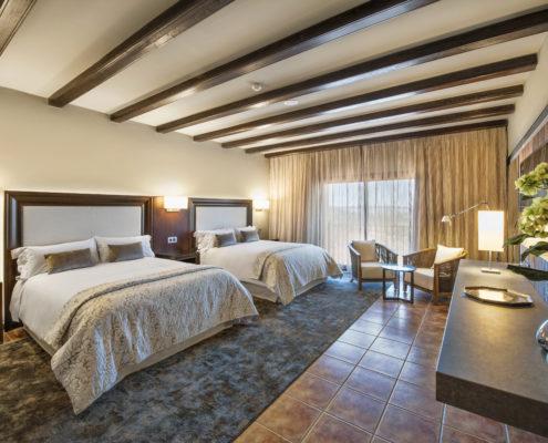 suministro textil hoteles