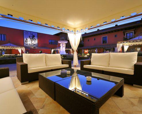 Tapiceria y cortinas terraza