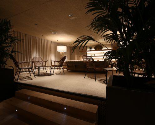 Zonas comunes Hotel