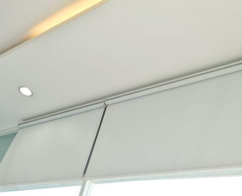 cortinas enrollables contract
