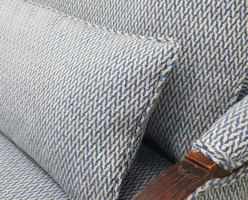 tapizado butaca doble vivo