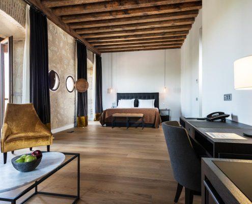 Cortinas Hotel Convento Capuchinos - Habitación