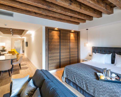 habitación Hotel Convento Capuchinos