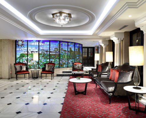 Tejidos hotel Conquistador