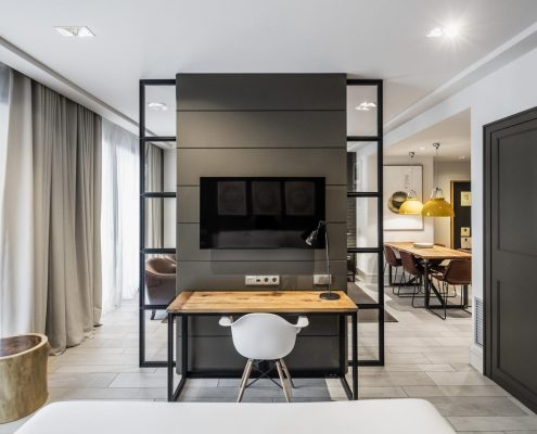 Visillos Midtown Apartments Barcelona