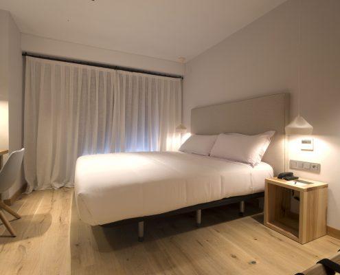 Cortinas Hotel Zenit Sevilla