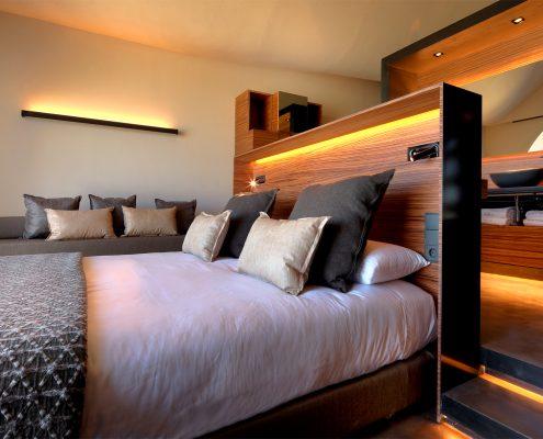 Plaid de cama decorativo