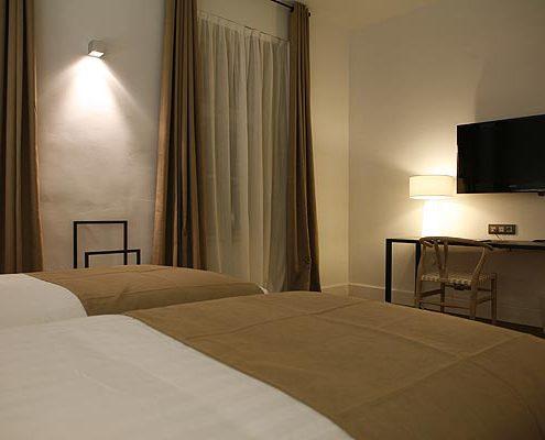Plaids cama Hotel