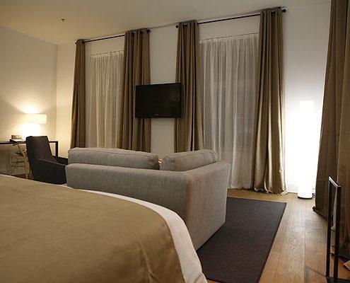 Cortinas Hotel Zenit Budapest