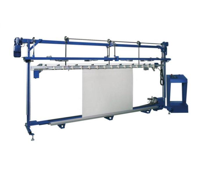 Maquina de corte vertical